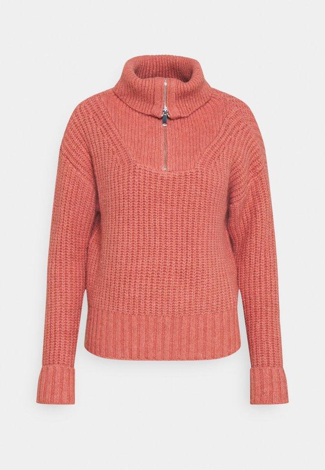 SVENJA JUMPER - Sweter - rosé