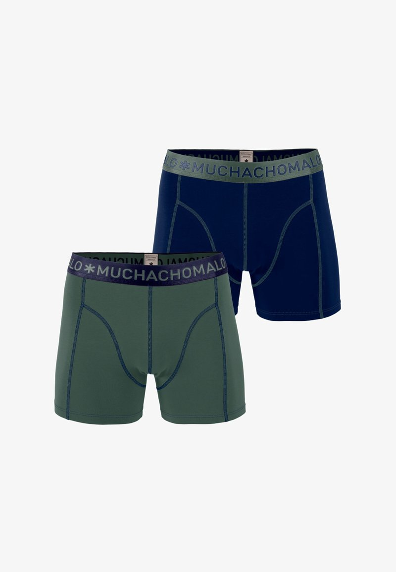 MUCHACHOMALO - 2ER PACK - Boxerky - multicolor