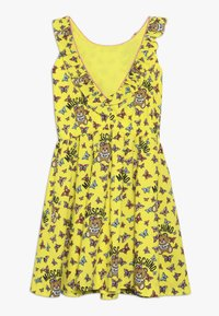 MOSCHINO - DRESS - Denní šaty - yellow - 1