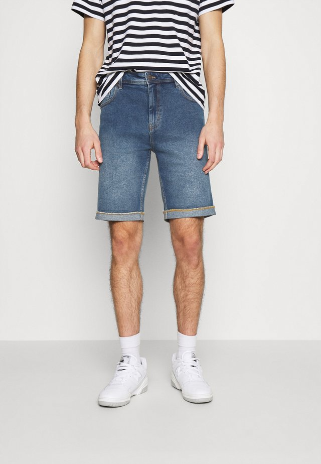 Shorts di jeans - sicily blue