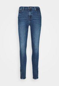 Tommy Jeans - NORA ANKLE ZIP  - Jeans Skinny - jasper mid blue - 4