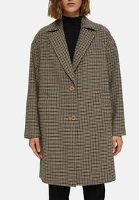 Esprit Collection - Short coat - khaki beige - 3