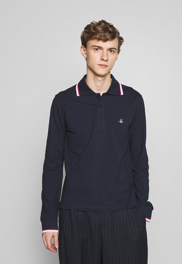 Polo shirt - navy