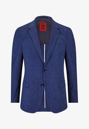 CALVIN - Suit jacket - navy meliert