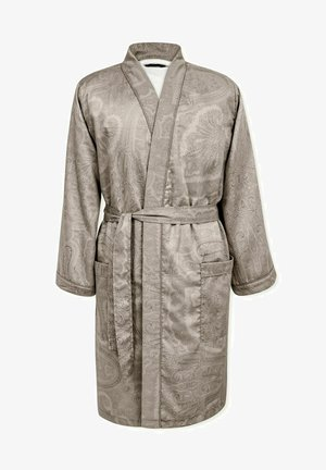 Dressing gown - cape tan
