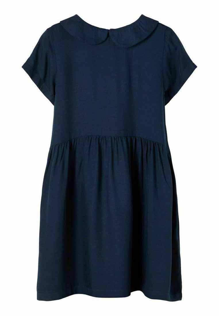 NAME IT Baby-M/ädchen Nbfkala Ls Dress Noos Kleid