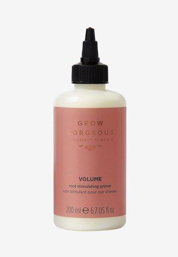 VOLUME ROOT STIMULATOR - Hair treatment - -
