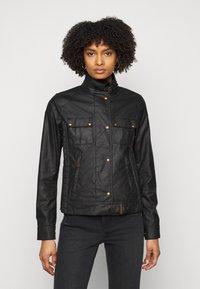 Belstaff - GANGSTER JACKET - Summer jacket - black - 0