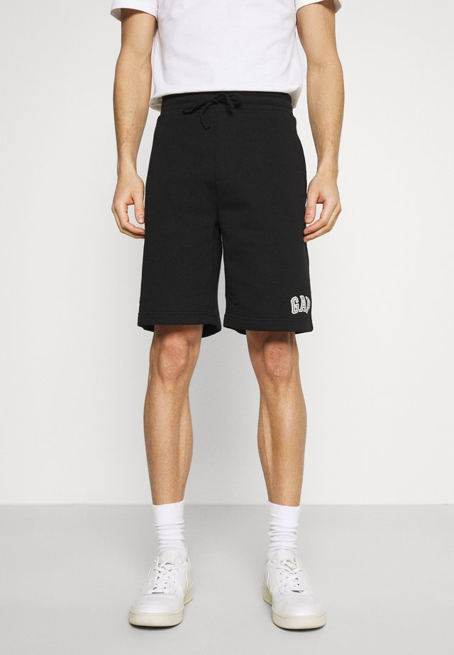 NEW ARCH LOGO - Shorts - true black