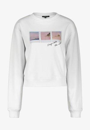 Sweatshirt - offwhite-multicolor