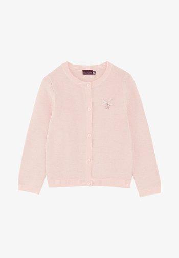 Cardigan - pink