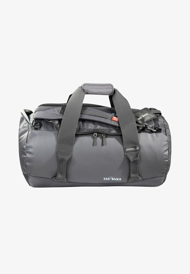 BARREL - Holdall - titan grey