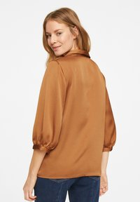 comma - Blouse - tobacco - 2