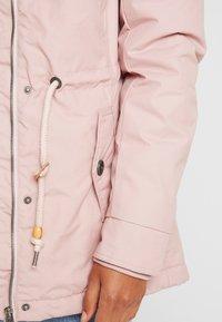 Ragwear - MONADIS - Parka - old pink - 5