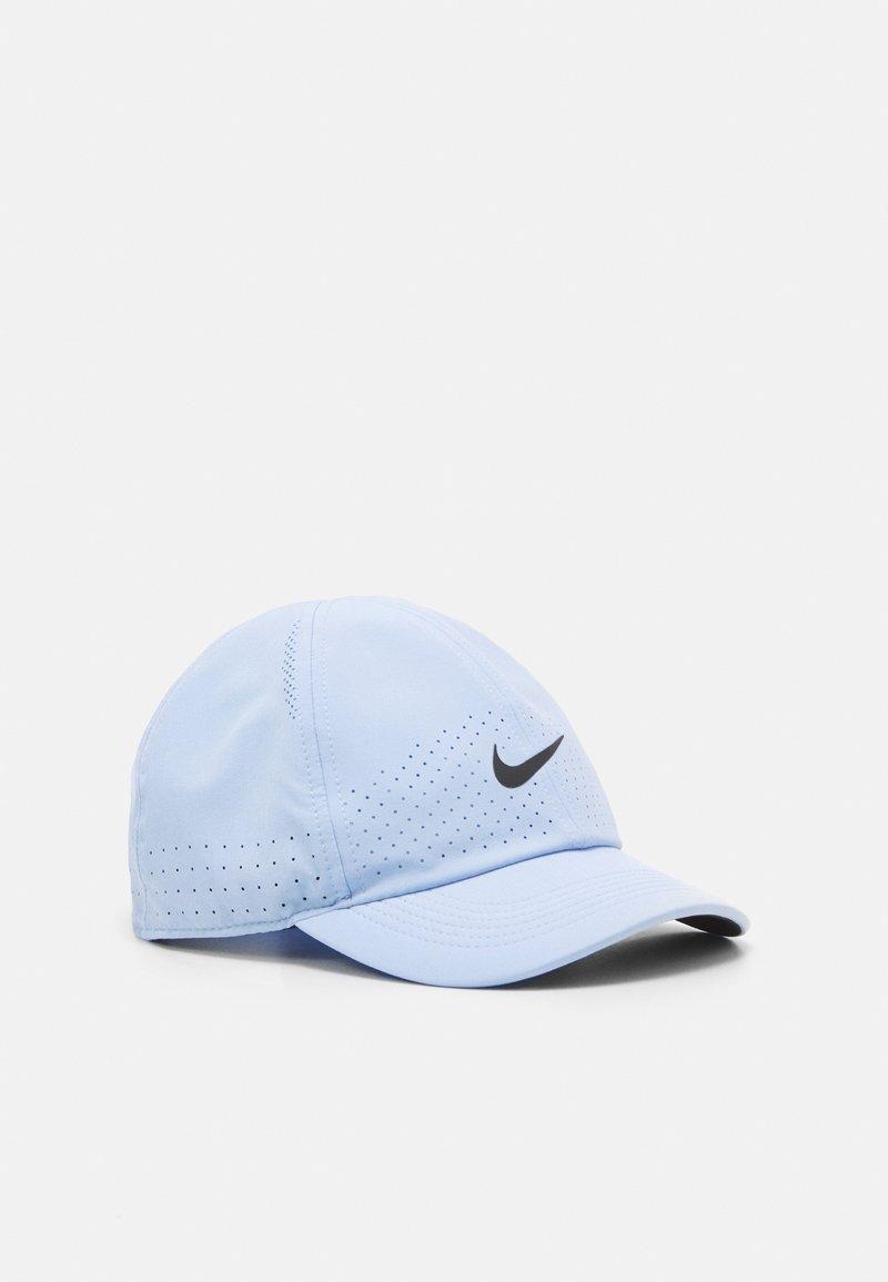 Nike Performance - AERO ADVANTAGE UNISEX - Cap - mottled light blue