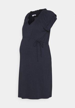 DRESS EAGLE - Sukienka z dżerseju - night sky