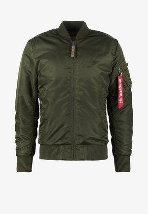 Bomber Jacket - dark green
