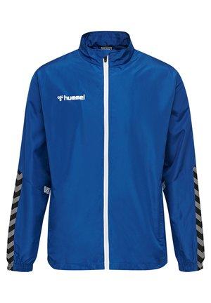 HMLAUTHENTIC - Training jacket - true blue