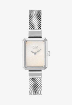 WHISPER - Reloj - silver-coloured