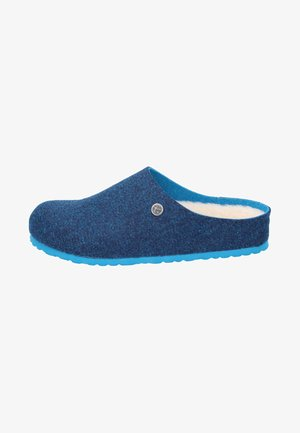 KAPRUN - Slippers - blue