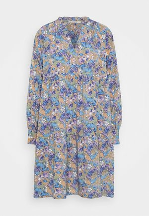 FUMA DRESS - Kjole - blue
