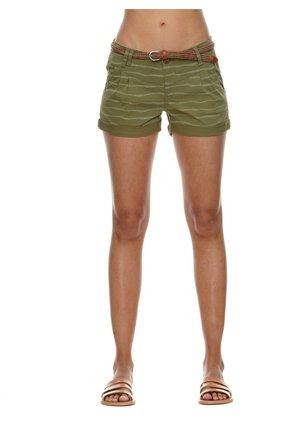 HEAVEN  - Shorts -  olive
