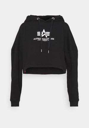 BASIC HOODY  - Sweatshirt - black