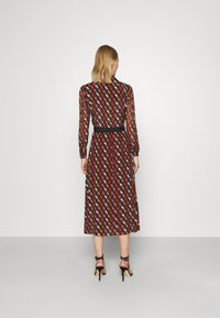 Diane von Furstenberg - BROOKE DRESS - Cocktail dress / Party dress - wood brown - 2