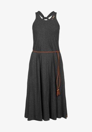 MILIE - Shift dress - black