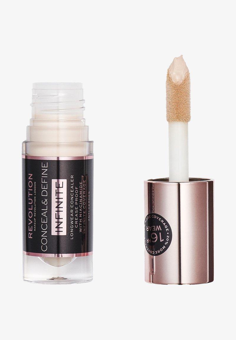 Make up Revolution - INFINITE CONCEALER - Concealer - c0.1