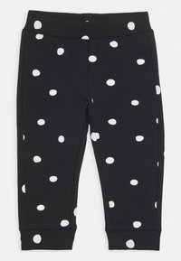 OVS - TROUSERS 2 PACK - Legging - caviar/pink dogwood - 2
