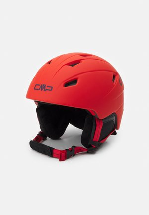 KIDS SKI HELMET - Helmet - orange