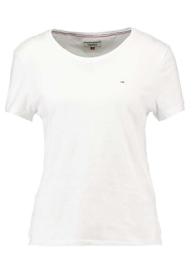 ORIGINAL SOFT TEE - Basic T-shirt - classic white