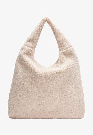 SOFT HOBO - Handbag - offwhite