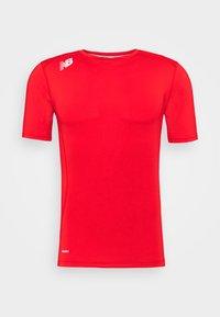 New Balance - Basic T-shirt - red - 4