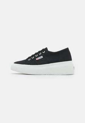 2287  - Sneakers laag - black