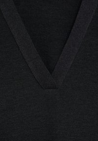 Violeta by Mango - CLASSIC - Long sleeved top - gris chiné foncé - 5