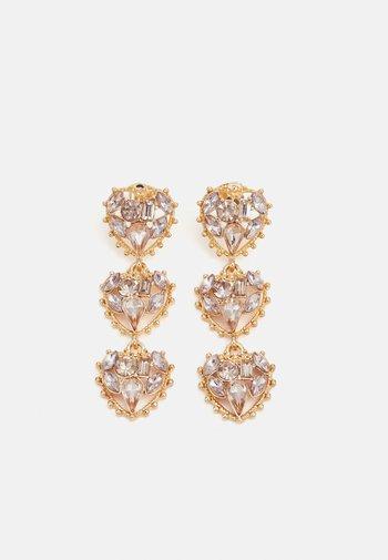FGELLY EARRINGS - Øredobber - gold-coloured