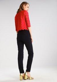 MAC Jeans - ANNA  - Bukse - schwarz - 3