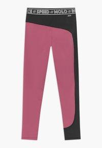 Molo - OLYMPIA - Leggings - pink/black - 1