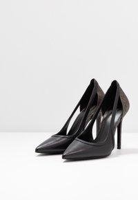 MICHAEL Michael Kors - NORA  - High heels - black/brown - 4
