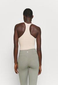 Capezio - LEOTARD - Body deportivo - nude - 2
