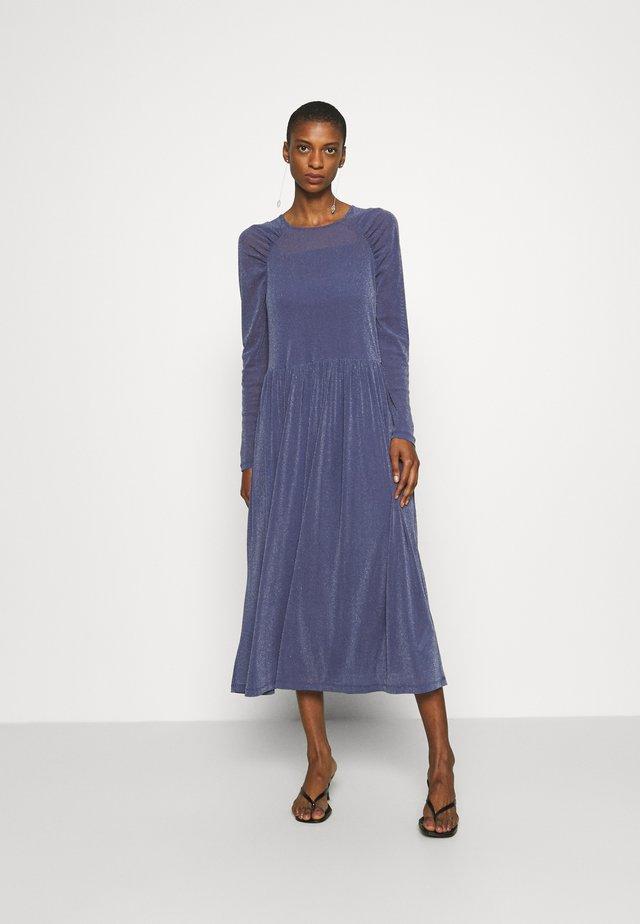 SRALBERTINE DRESS - Denní šaty - bijou blue