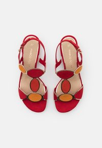 Marco Tozzi - Sandals - red - 5