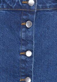 Ro&Zo - Mini skirt - blue denim - 3