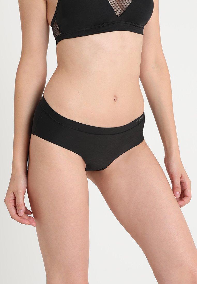 Calvin Klein Underwear - HIPSTER - Alushousut - black
