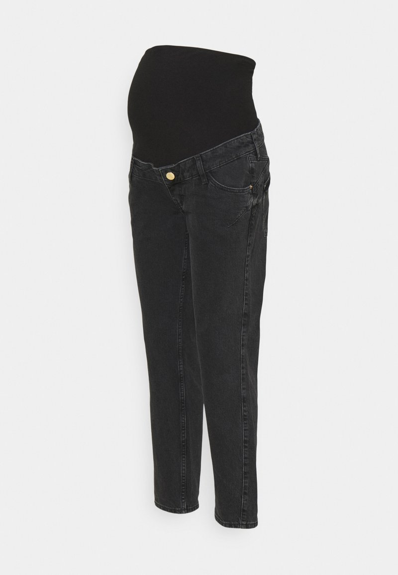 River Island Maternity - Straight leg jeans - black