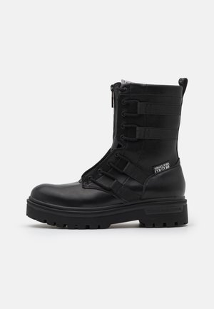 SYRIUS - Lace-up ankle boots - nero