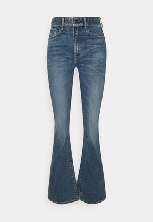 FLARE - Flared Jeans - faded cascade