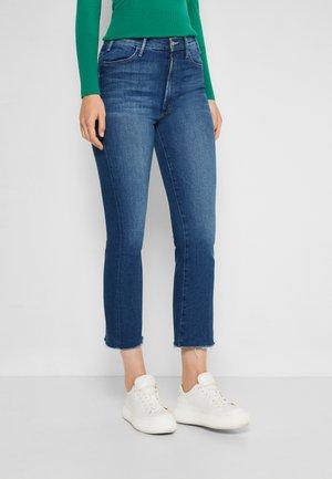 THE HUSTLER ANKLE FRAY ANKLE FRAY  - Slim fit jeans - balls of yarn